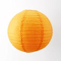 종이등 모빌장식 40cm (오렌지)