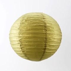 종이등 모빌장식 40cm (골드)
