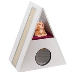 고양이 놀이터 퍼플라스트 캣타워 메를린 고양이장난감 고양이집