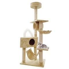 고양이 놀이터 캣타워 스크래쳐 INT 006 고양이장남감 고양이집