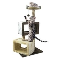 고양이 놀이터 캣타워 스크래쳐 INT 003 고양이장난감 고양이집