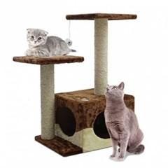 고양이 놀이터 캣타워 스크래쳐 INT 002 고양이장난감 고양이집