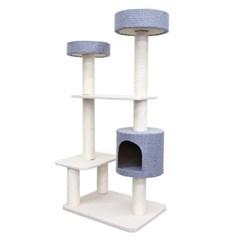 고양이 놀이터 캣타워 스크래쳐 INT 011 고양이장난감 고양이집