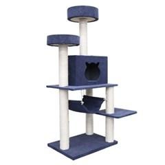 고양이 놀이터 캣타워 스크래쳐 INT 012 고양이장난감 고양이집