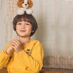 사선 절개 티셔츠 ID3CL902U