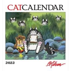 2022 캘린더 CatCalendar_B. Kliban