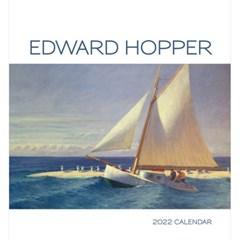 2022 캘린더 Edward Hopper