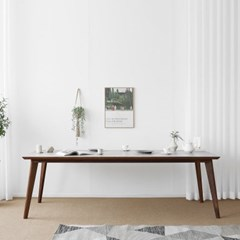 [헤리티지월넛] B형 세라믹식탁/테이블 1400