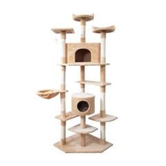 헬로망치 프리미엄 대형 고양이 캣타워 DS0085