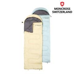 몽크로스 캠핑용 초경량 바젤 침낭 차박 사계절용