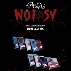 스트레이 키즈(Stray Kids) - 정규 2집 [NOEASY](Jewel Case Ver)
