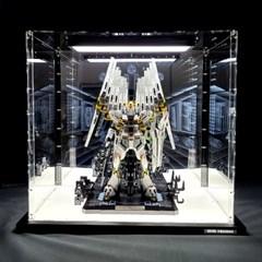 메탈스트럭쳐 RX-93 확장형 론도벨 엔지니어스 장식장 케이스