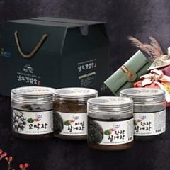 [농가어가] 순천 칠게장 선물세트(간장2+비빔장2)