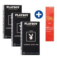 [플레이보이] 0.03 극초박형 콘돔 8P 3set 24P구성