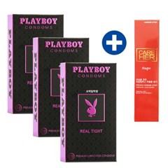 [플레이보이] 리얼타이트 초박말착형 콘돔 10P 3set 30P구성
