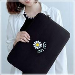 안나슬리 데이지꽃 아이패드노트북파우치 맥북 갤럭시북360