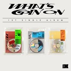 오메가엑스(OMEGA X) - 싱글 1집 [WHAT'S GOIN' ON](3버전 세트)