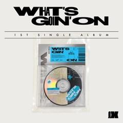 오메가엑스(OMEGA X) - 싱글 1집 [WHAT'S GOIN' ON](F Ver.)