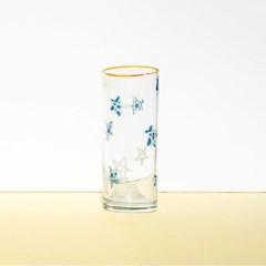 두들링_트윙클 별 유리잔 컵