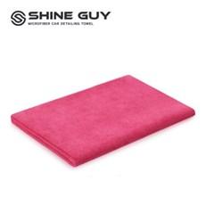 샤인가이 다용도 세차 타월 3P 40x60 핑크