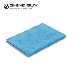 샤인가이 다용도 세차 타월 3P 40x60 블루