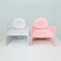 2way 비비드 유아의자/아기의자/키즈의자 2개 SET