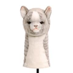 8266 고양이 동물 드라이버커버/골프 클럽 헤드 커버