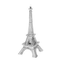 미니 메탈퍼즐 - 에펠탑 (실버)