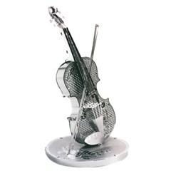 미니 메탈퍼즐 - 바이올린 (실버)