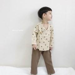 추석 한가위 남아 아동 생활 한복 원피스 백일 돌잔치 설빔 도트