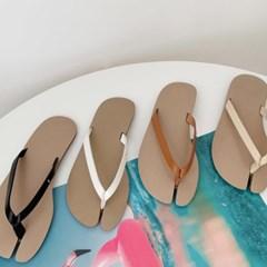 여성 여름 쪼리 슬리퍼 플립플랍 데일리 메이드 타비
