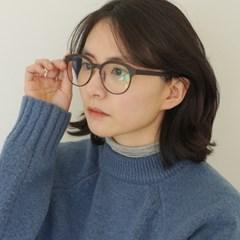 블루라이트차단안경 시력보호 4color [BXO UV 동글이 안경 안경테]