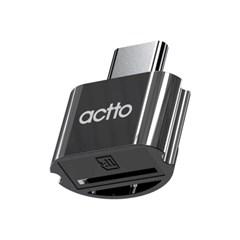 엑토 C타입 OTG 2TB 지원 미니 TF 카드리더기 CRD-45