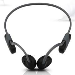 귀가 개방되어 안전한 무선 골전도 헤드폰 이어폰 P0000RVO