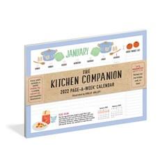 2022 주간플래너 The Kitchen Companion