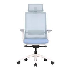 [올즈] 바스토 화이트프레임 홈오피스 사무용 책상의자