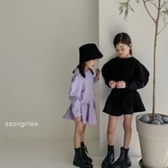 여아 아동 가을 옷 상하복 세트 등원룩 캠프파이어