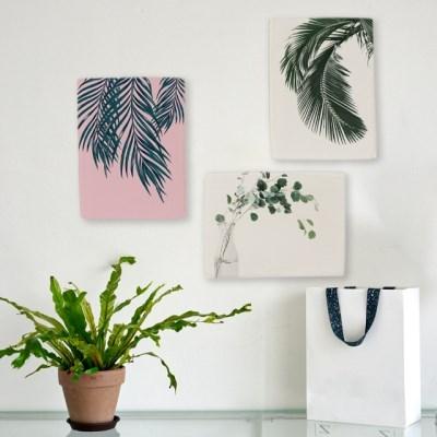 미니 포스터 / 패브릭 포스터_botanical/보테니컬 B (4종세트)