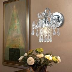 크리스탈 종 LED 벽등 조명