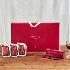 몽모랑시 타트체리 선물세트 (한컵 10입+콜라겐젤리 4곽)