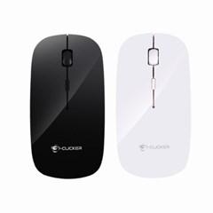 [지클릭커]T10 무선마우스 화이트/블랙 G-CLICKER
