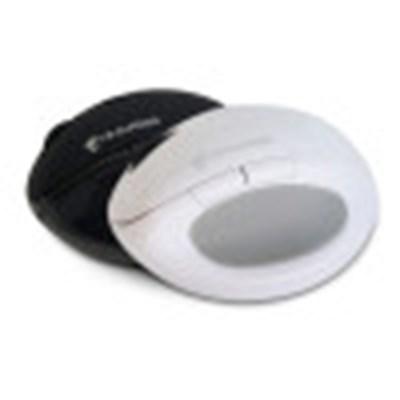 지클릭커 GM-W810 무소음 인체공학 버티컬 무선마우스 블랙/화이트