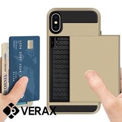 P051 아이폰SE 카드 포켓 하드 케이스