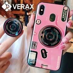 P379 갤럭시S9플러스 홀로그램 카메라 젤리 케이스