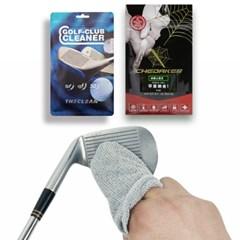 채다커+더클린 클럽 헤드 그립 세척 편리한 골프채 클리너 청소 세정