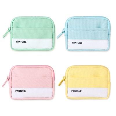 팬톤 미니 포켓 파우치 생리대 휴대용 화장품