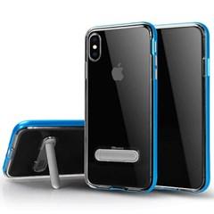 P059 아이폰6S 클리어 스탠딩 커버 젤리 케이스