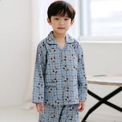 남아디즈니잠옷 마일드 미키마우스 파자마 순면 긴팔 유아동실내복