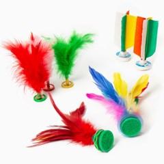 전통놀이 제기차기 집콕 민속 놀이 어린이 보드게임 가족게임