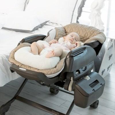 네무리라 신생아 전동 자동 바운서 흔들침대